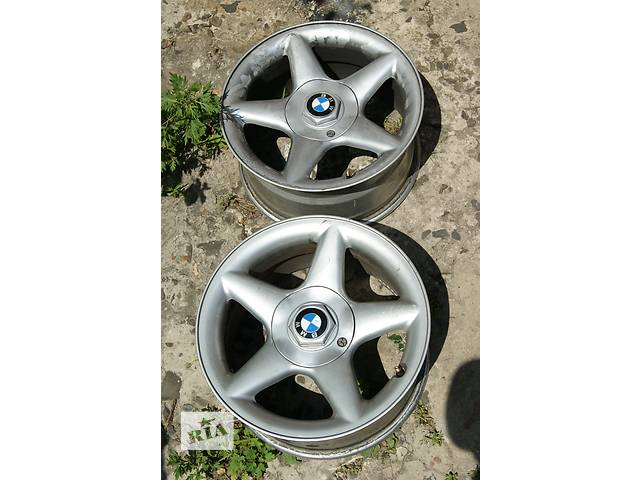 бу  5x120 BMW 5-7 Диск для легкового авто BMW 5 Series (все) в Ровно