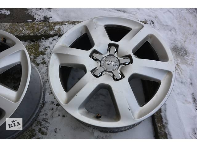 купить бу 5x130 r18 Original Диск для легкового авто Audi Q7 в Ровно