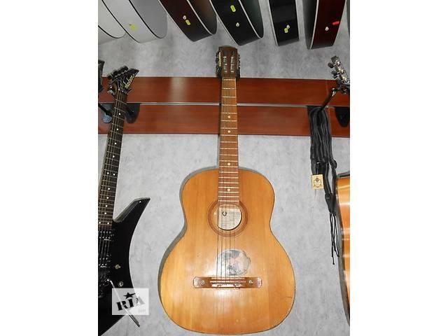 продам ( 1435 ) 6-ти струнная гитара с Крутым звучанием бу в Чернигове