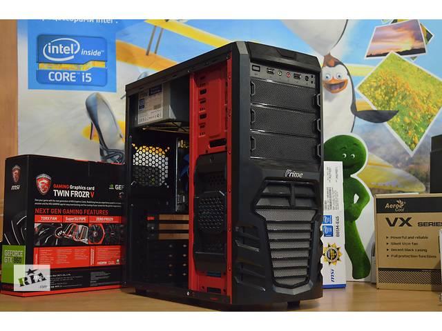 купить бу 6-ЯДЕР!!! МОЩНЫЙ компьютер AMD A6-7400K 3,5GHz+R7 2GB+ОЗУ 4Gb+750GB в Харькове