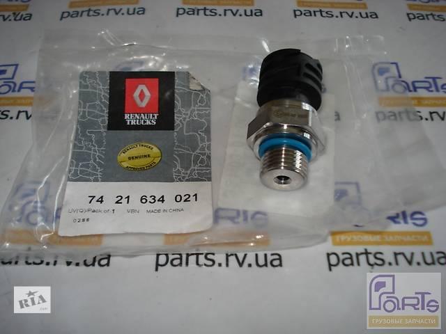 купить бу 7421634021 Новый датчик давления масла для грузовика Renault в Ровно