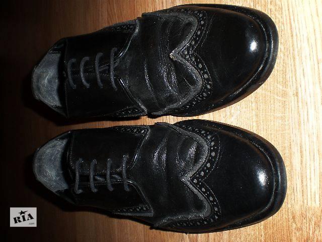 -91% . Осенние туфли Adelante, Италия, высококач. кожа - объявление о продаже  в Гнивани