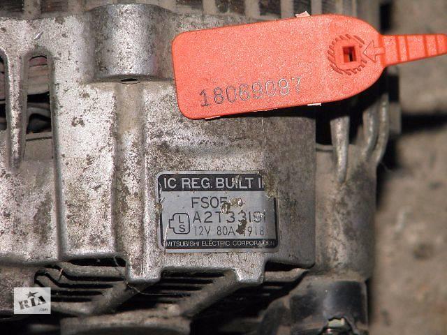 бу A2T33191 .Генератор/щетки Легковой Mazda 626 в Киеве