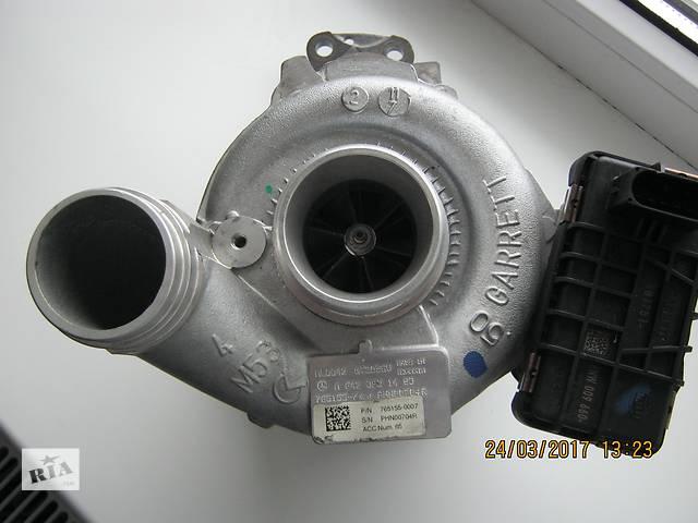 купить бу A6420901480  турбіна на Mercedes-Benz Sprinter  906, 3.0CDI. в Луцке