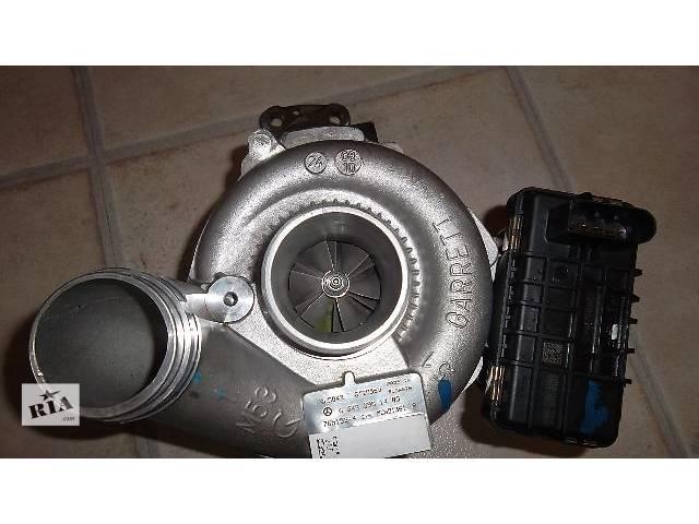 продам A6420901480 б/в турбіна на Mercedes-Benz Sprinter 318. бу в Луцке