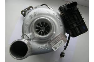 Новые Турбины Mercedes ML 350