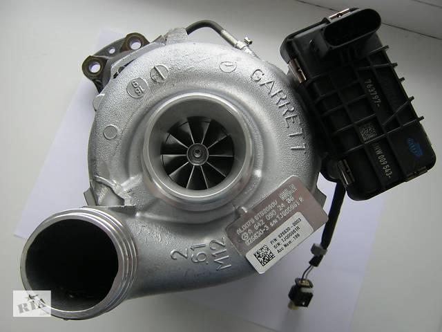 бу Турбокомпрессор на Mercedes E350 (турбина на Мерседес Е350)(OEM A6420902486 / 6420902486), 3.0л дизель CDI. в Луцке