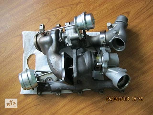 бу A6460901280 турбіна на Mercedes-Benz Sprinter 906, 2.2 CDI, BI-Turbo. в Луцке