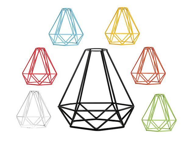 купить бу Абажур металлический, светильник в стиле Лофт (Loft) ручной работы  в Киеве
