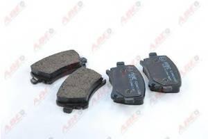 Тормозные колодки комплект Skoda