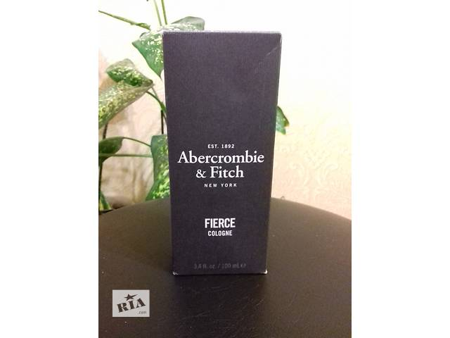 Abercrombie & Fitch FIERS( Parfume 100ml )- объявление о продаже  в Одессе
