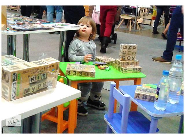 продам Абетка  (Eco Toy) -Изготовлено из высококачественного материала. бу в Кропивницком (Кировоград)