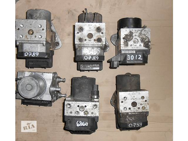 продам  АБС и датчики, ABS Mercedes Sprinter Мерседес Спринтер 903, 2.2; 2.7 CDI OM611; 612 (2000-2006 г.в) бу в Ровно