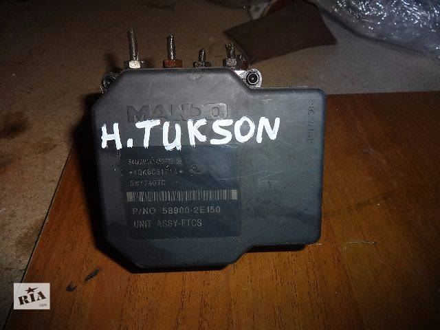 Абс для Hyundai Tucson, 5WY7407C, 58900-2E150, 58920-2E150, BH60123410- объявление о продаже  в Львове