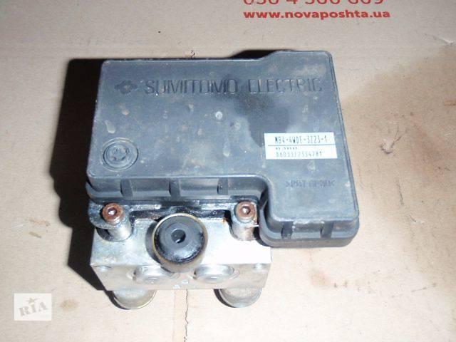 продам Абс и датчики для Mitsubishi Outlander, MB4-4WDE-3Z23-1 бу в Львове