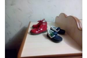 б/у Детские демисезонные ботинки Tom.m