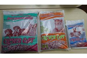 Гигиенические наполнители для туалета для животных