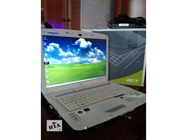 купить бу Acer 5520 G Двухядерный в Киеве