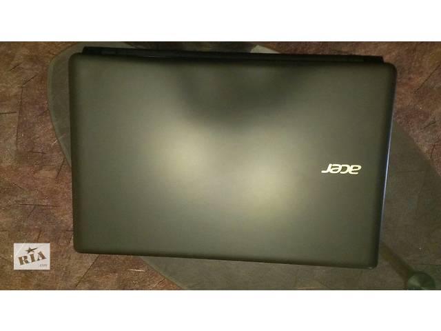 Acer Aspire E1- объявление о продаже  в Запорожье