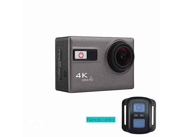 продам Action Camera 4K WiFi +пульт (аналог GoPro, xiaomi, SJCAM) Sony sensor бу в Виннице