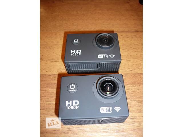 продам Action Camera SJ4000 Full HD 1920х1080 WiFi Экшн камера (аналог GoPro, SJCAM) бу в Виннице