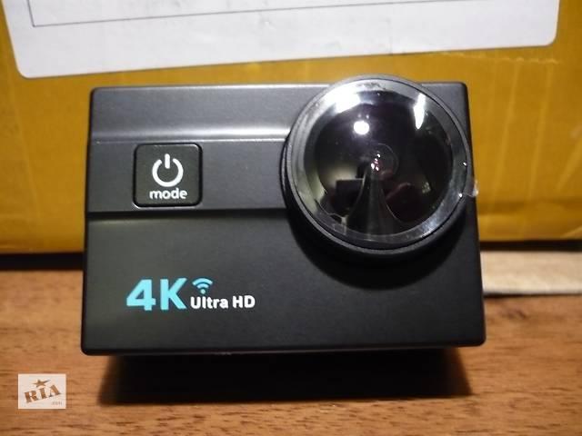 продам Action camera Wifi 4k 173° Экшн камера (аналог GoPro, SJCAM, xiaomi) + подароки бу в Виннице