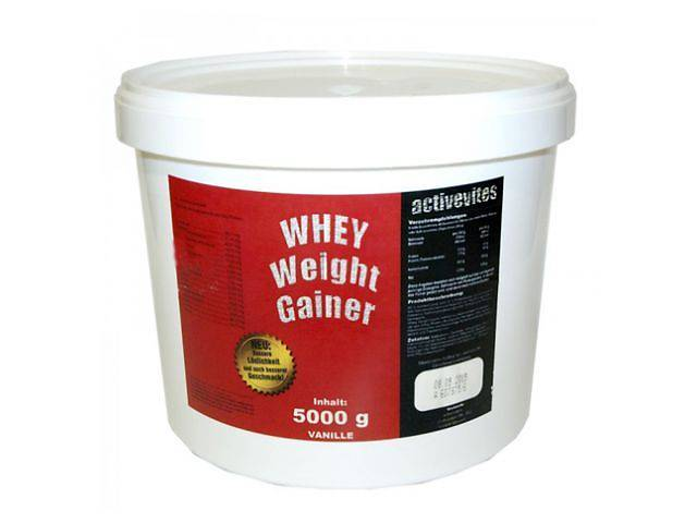 бу Activevites Whey Weight Gainer супер цена в Киеве