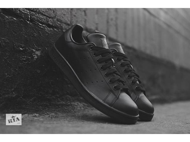 бу Adidas Stan Smith black  в Кривом Роге