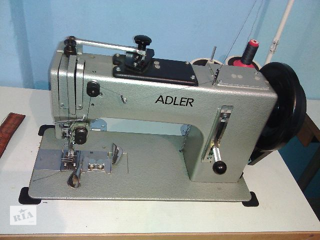 Adler 266 супер тяжелый Зиг-Заг 12 мм- объявление о продаже  в Хмельницком