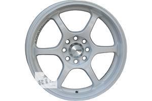 Advan 671 Rg-d White (R15 W6.5 PCD4x98/100 ET38 DIA67.1)