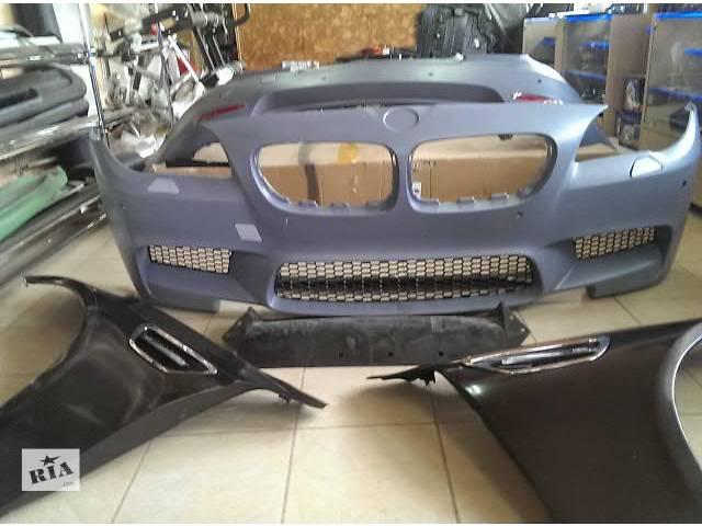 бу АКЦИЯ!Аэродинамический обвес на BMW M5 F10 (1500дол.) в Киеве