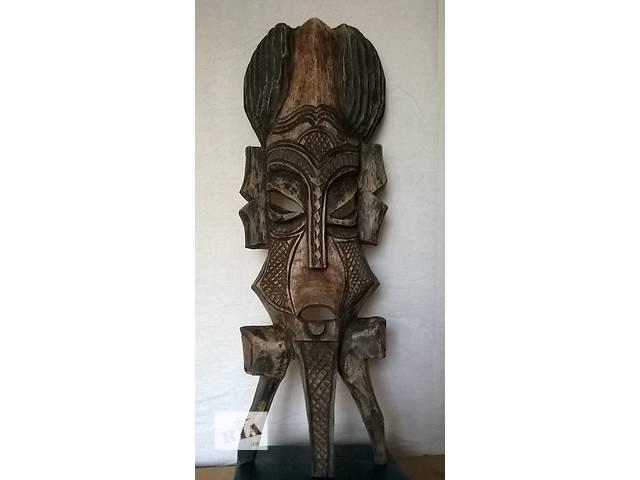 купить бу африканская маска в Одессе