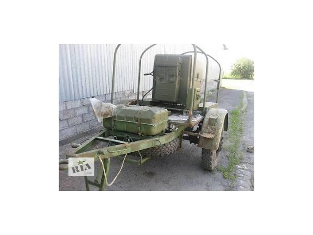 купить бу Агрегат бензоэлектрический генератор ЕСБ-8 ИМ в Житомире