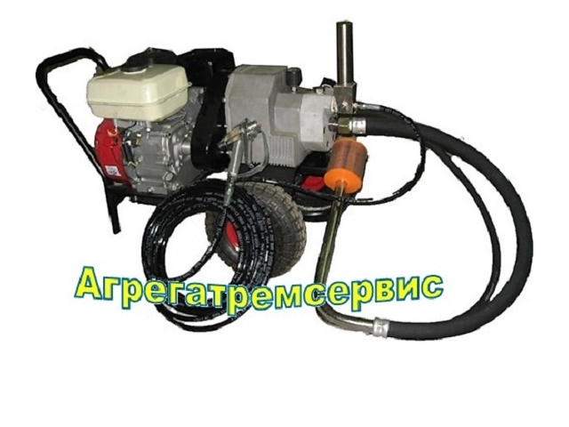 продам агрегат высокого давления Вагнер  + комплектующие – 2016 года бу  в Украине
