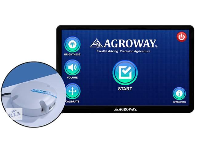 продам Агро GPS, Agroway система параллельного вождения бу в Днепре (Днепропетровске)