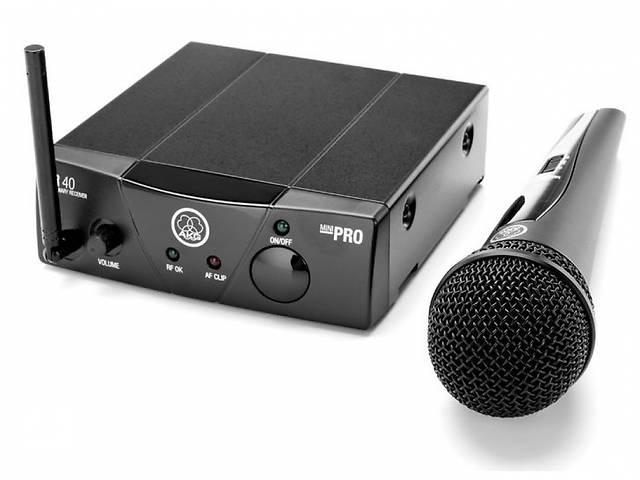 AKG WMS40 mini Vocal радиомикрофон- объявление о продаже  в Харькове