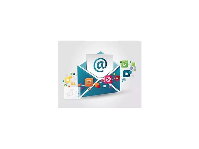 бу Аккаунт сервиса еmail рассылки с балансом  в Украине