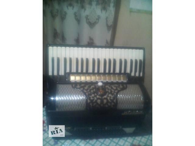 купить бу аккордеон в Петропавловке