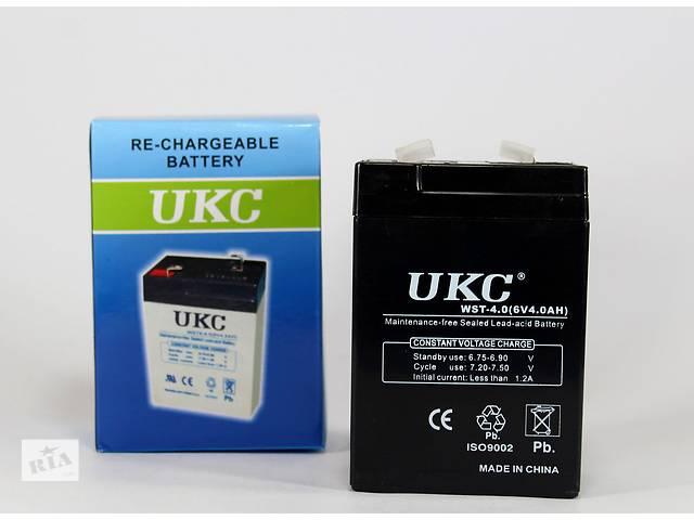 Аккумулятор Battery RB 640 6V 4A UKC (20)- объявление о продаже  в Киеве