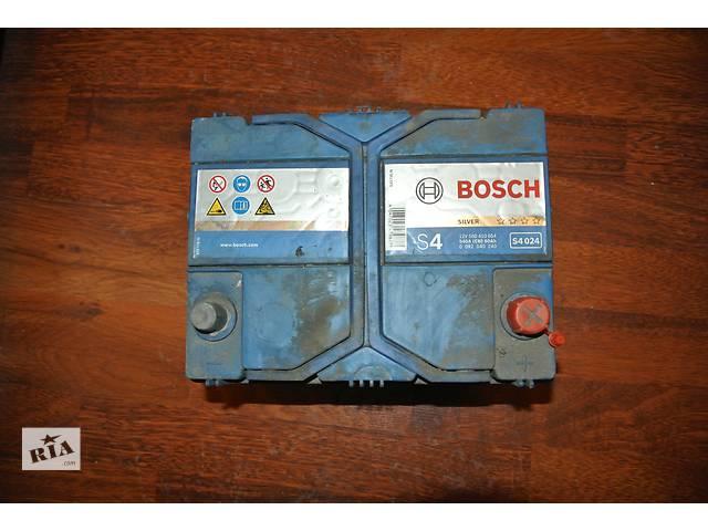 продам Аккумулятор Bosch S4 024 60Аh 540A 0092S40240  бу в Киеве