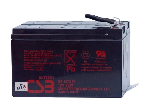 Аккумулятор ( в т.ч. б/н с НДС ) Ventura, Leoch, CSB, Yuasa 12В(V) 4-100Ач(Ah) для ИБП.- объявление о продаже  в Киеве