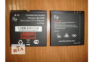Новые Аккумуляторы для мобильных Fly