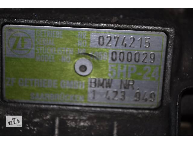бу  АКПП - BMW X5 е53 5HP-24 4.4і М62 - БМВ Х5 - в Ровно
