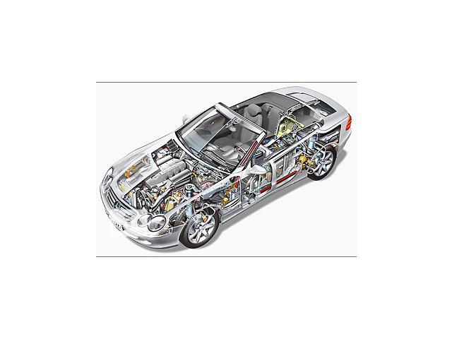 АКПП для легкового авто Mercedes- объявление о продаже  в Львове