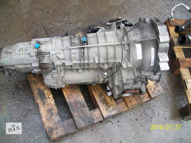 АКПП код FAU Audi A6 двиг 2.5TDI  2004 г- объявление о продаже  в Львове