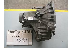 б/у КПП Daihatsu Materia