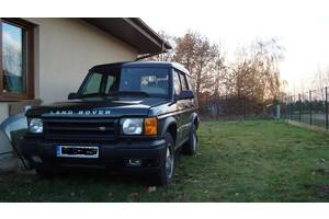 б/у КПП Land Rover Discovery