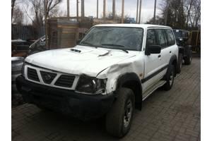 б/у КПП Nissan Patrol