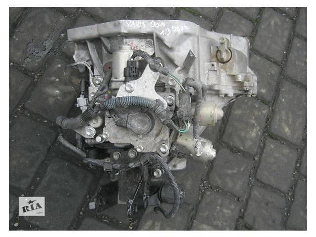 продам АКПП и КПП АКПП Toyota Yaris бу в Ужгороде