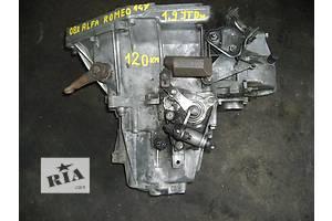 КПП Alfa Romeo 147